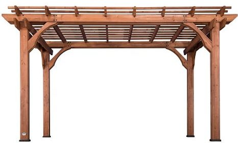 Backyard Discovery Wooden Pergola