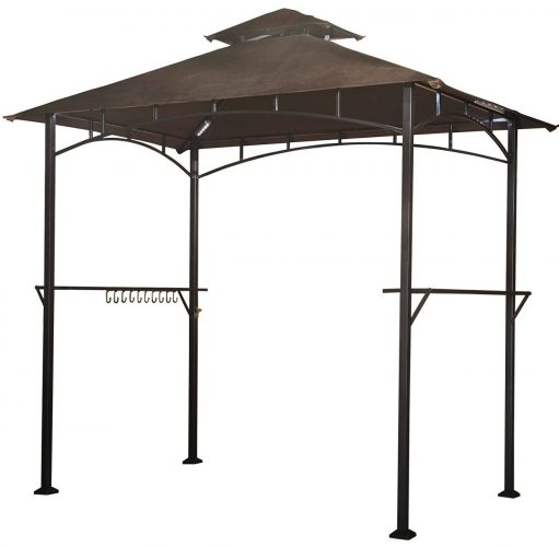Sunjoy Soft Top Grill Gazebo