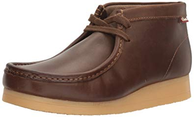 Stinson Hi Wallabee Boot by Clark