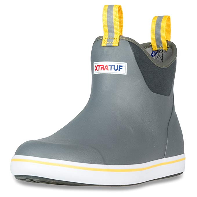XTRATUF Performance Ankle Deck Boots