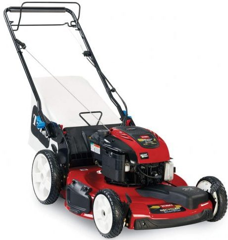 Toro SmartStow Walk-Behind Gas Lawn Mower