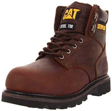 CAT Second Shift Steel Toe Boot