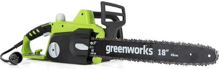 Greenworks Corded Chainsaw
