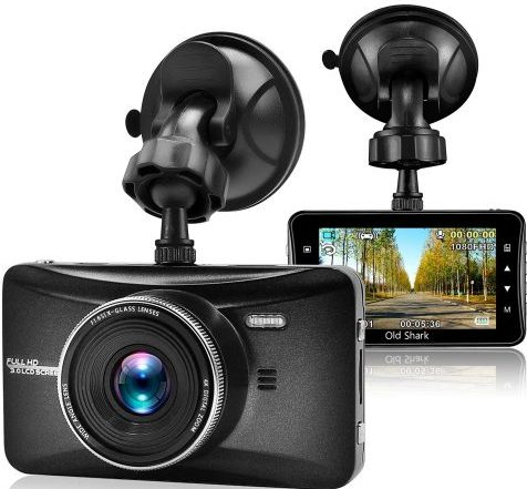 Old Shark Dash Cam - Dash Cams