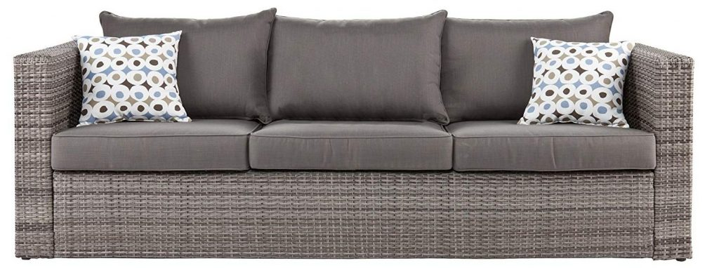 Bristow Outdoor Deep Seating Sofa