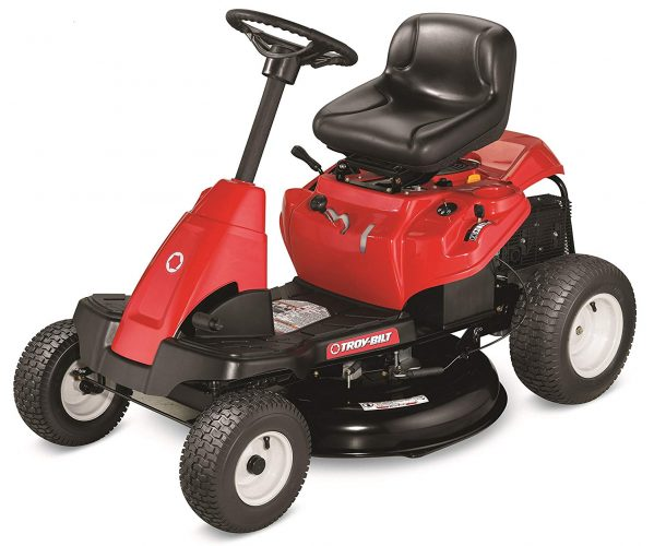 Troy-Bilt Neighborhood Riding Lawn Mower - Riding Lawn Mowers