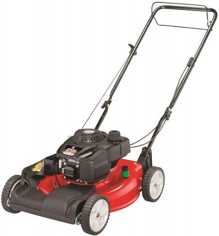 Yard Machines Mower - Self-Propelled Lawn Mowers