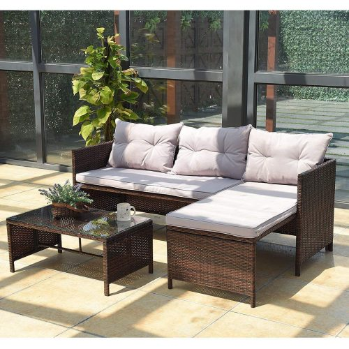 Wicker Deep Seating Patio Furniture.Top 10 Best Deep Seating Patio Chairs In 2018 To Lounge Around In