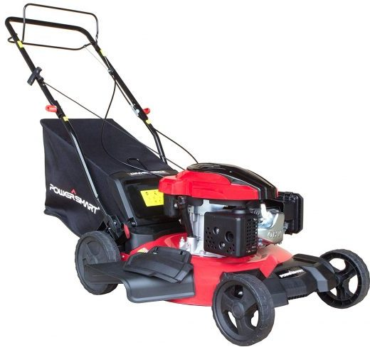 PowerSmart Gas Mower - Self-Propelled Lawn Mowers