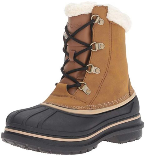 Crocs AllCast II Snow Boot - Men Snow Boots