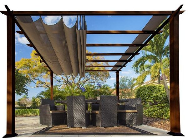 Valencia Pergola by Paragon Outdoor