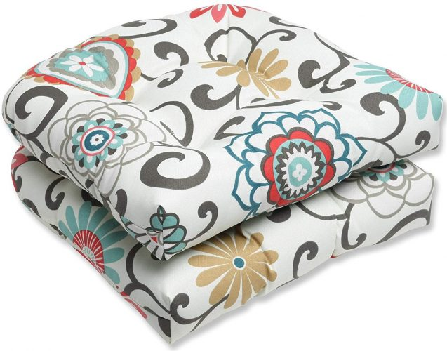 Pillow Perfect Outdoor Seat Cushion