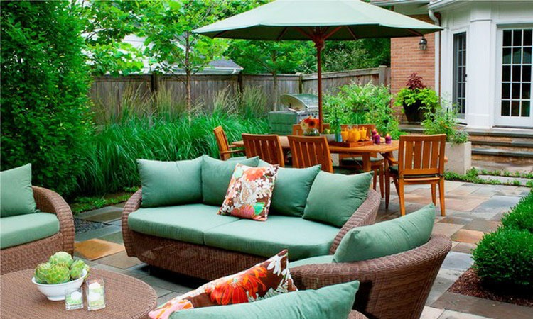 Top 10 Best Patio Chair Seat Cushions in 2019