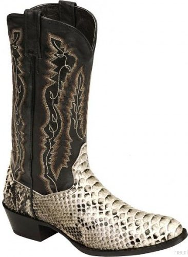 Dan Post Omaha Western Boot - Men Western Boots