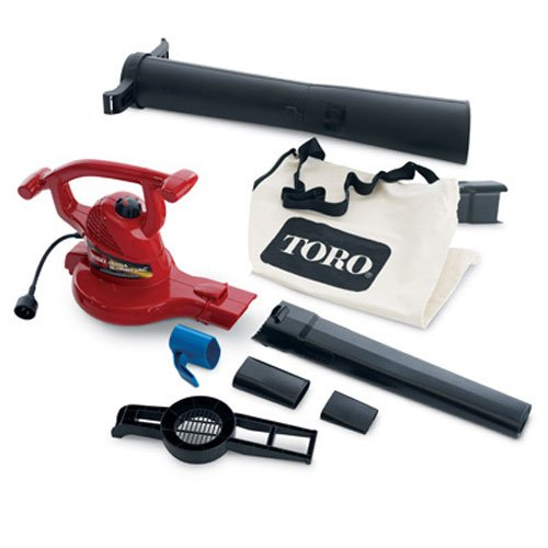 Toro Backpack Leaf Blower