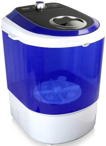 Pyle Upgraded Mini Portable Washing Machine