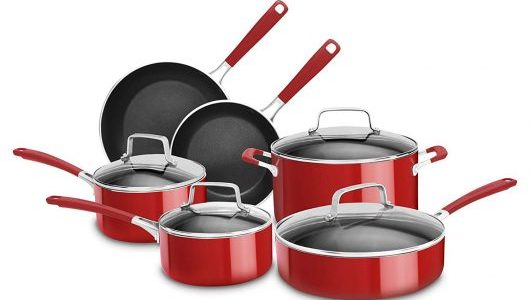 KitchenAid Nonstick Cookware Set
