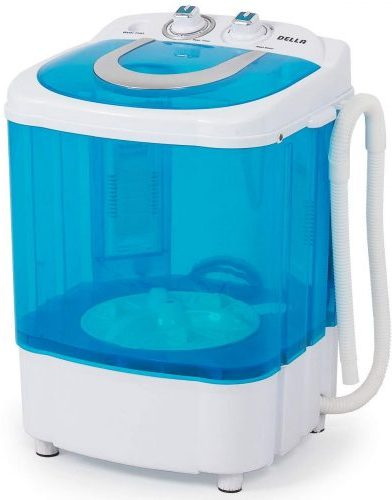 Della Electric Mini Washing Machine