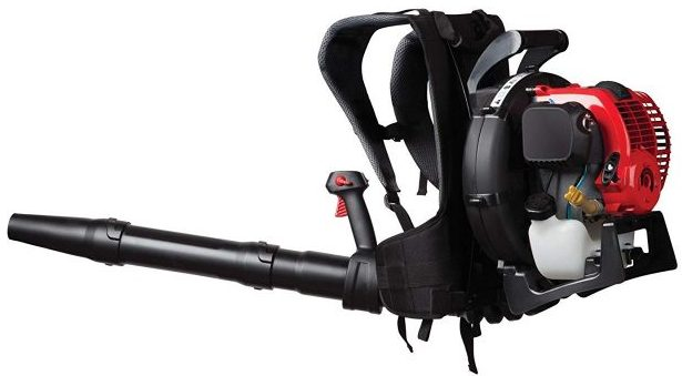Troy-Bilt TB4BP EC Gas Powered Backpack Leaf Blower