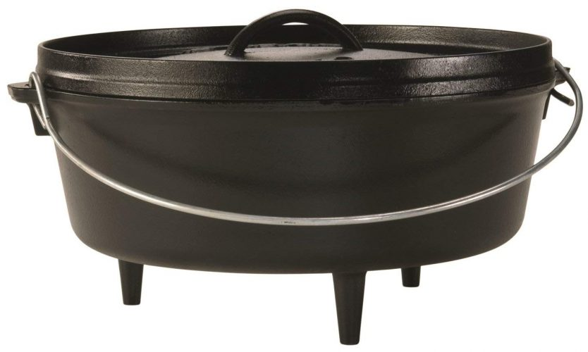 Lodge 17L12CO3 Dutch Oven