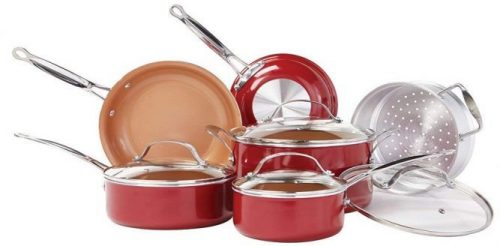 BulbHead - Hard Anodized Cookware Sets