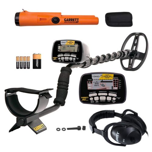Garrett Waterproof Gold Metal Detector