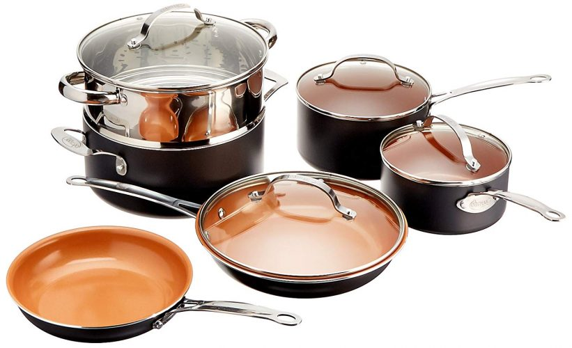 Gotham Steel Nonstick Cookware Set