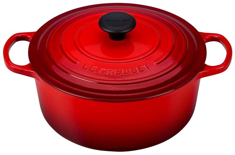 Le Creuset Signature Cast Iron Dutch Oven - Dutch Ovens