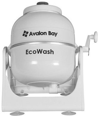 Avalon Bay Eco-Wash - Portable Washing Machines
