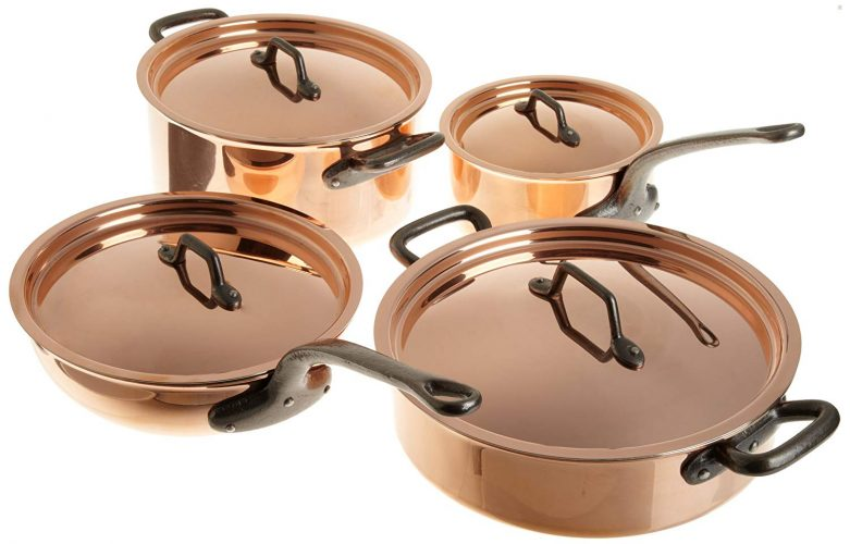 Matfer Bourgeat - Copper Cookware Sets
