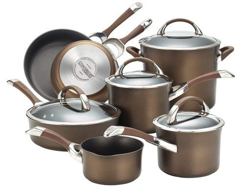 Circulon Symmetry Cookware Set - Best Cookware Sets
