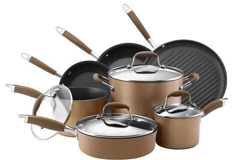ANOLON Nonstick Cookware Set - Nonstick Cookware Sets