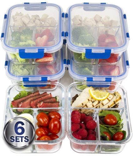Misc Home Premium Food Storage Containers