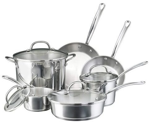 Farberware Millennium - Stainless Steel Cookware Sets