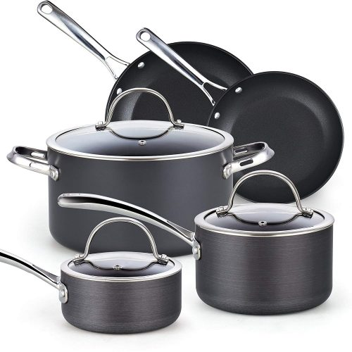 Cooks Standard - Hard Anodized Cookware Sets
