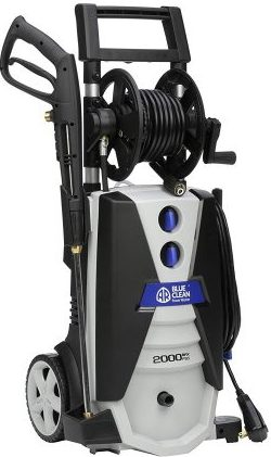 AR Blue Clean Electric-Powered Pressure Washer