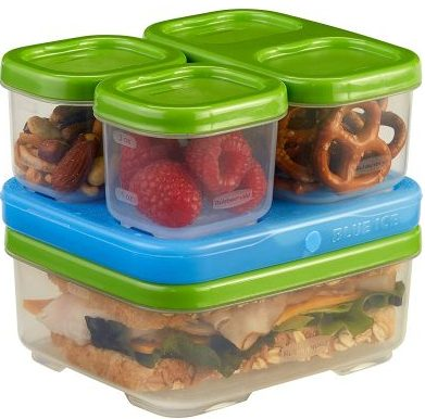 Rubbermaid Lunchbox Kit