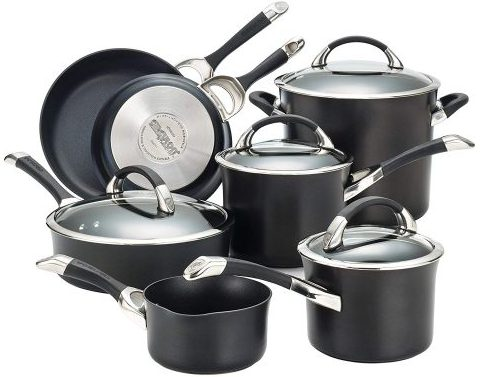 Circulon Symmetry Nonstick Cookware Set - Nonstick Cookware Sets