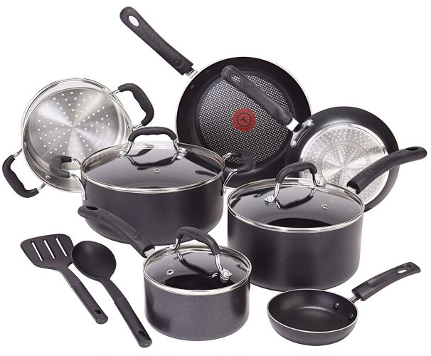T-fal Professional Cookware Set