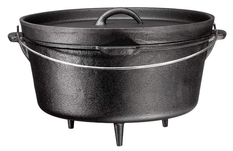 Bruntmor Three Legged Potjie