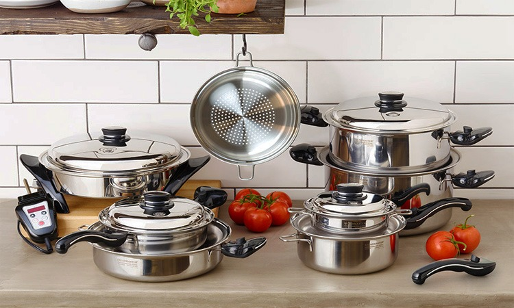 Top 10 Best Affordable Cookware Sets in 2019
