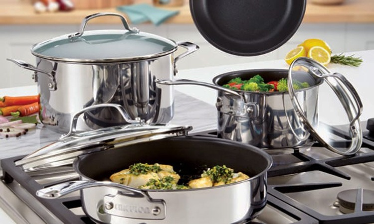 Top 10 Best Cookware Sets in 2019