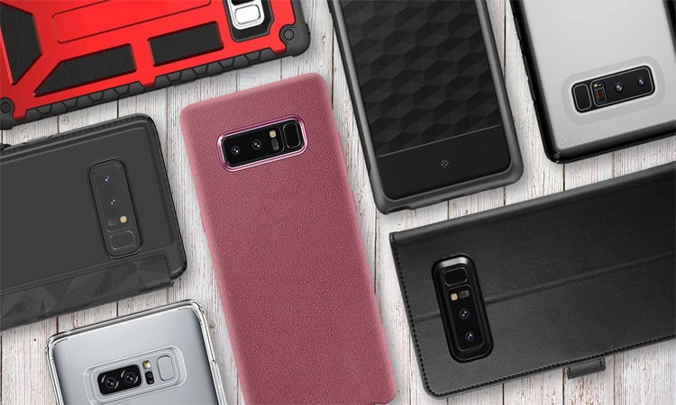 Top 10 Best Samsung Galaxy Note 8 Protective Cases in 2019