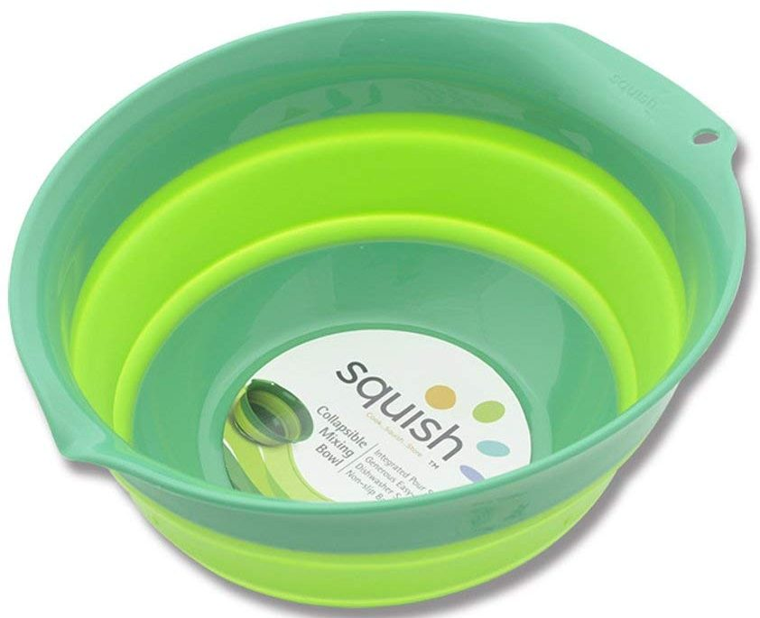 Squish Bowls For Mixing