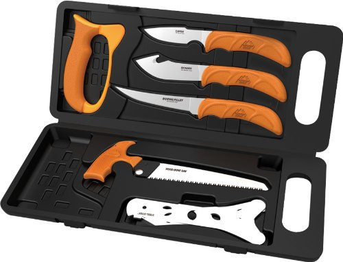 Outdoor Edge Big Game Hunting Knife Set