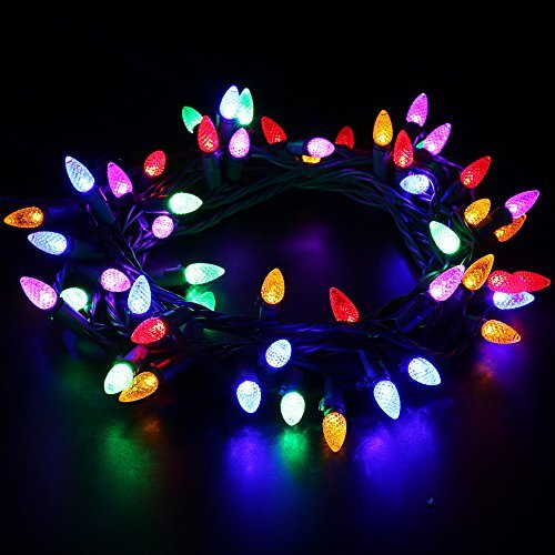 MAXINDA Outdoor LED Christmas Lights