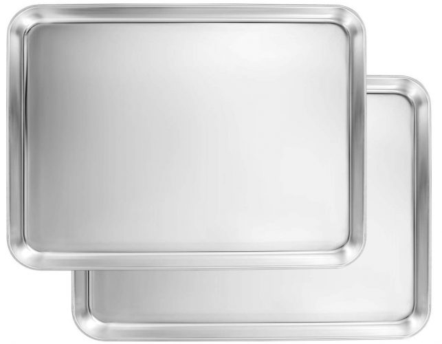 FOOTEK Baking Sheet Set
