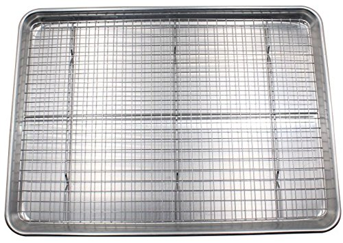 Checkered Chef Half Sheet Pan