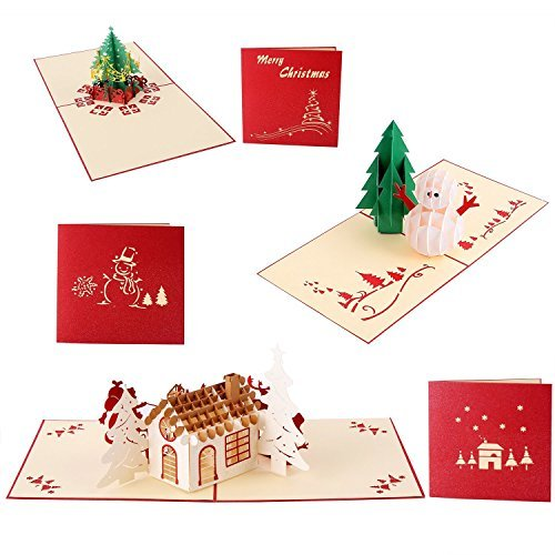 Top 10 Best Christmas Greeting Cards In 2020