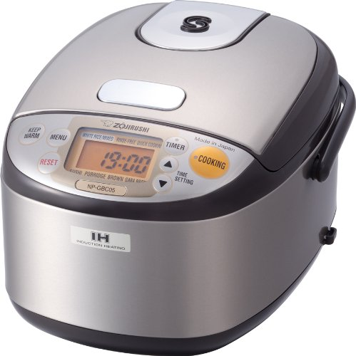 NP-GBC05XT Rice Cooker - Zojirushi Rice Cookers